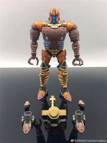 Infinite Transformation - IT-02 Black Mamba - TOYBOT IMPORTZ