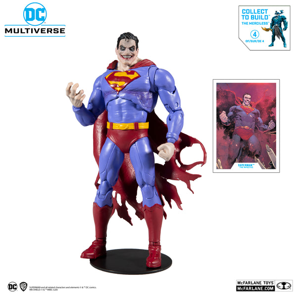 McFarlane Toys - DC Multiverse: Superman [The Infected]