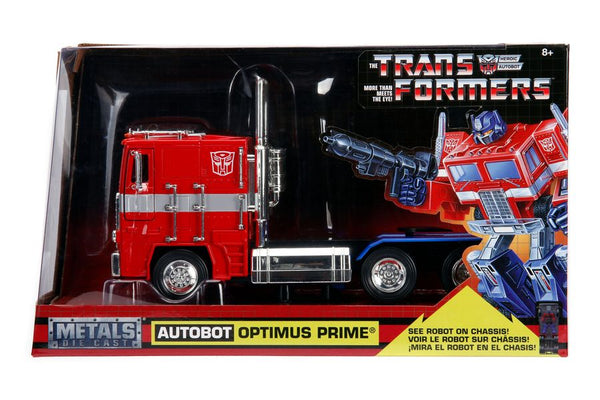 Jada Toys - Transformers: Optimus Prime G1 1:24