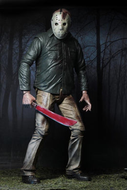 NECA - Friday the 13th - The Final Chapter Jason (1/4 Scale) *Preorder* - TOYBOT IMPORTZ