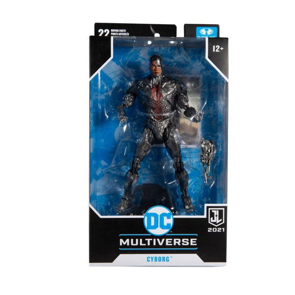 McFarlane Toys - Justice League: Cyborg