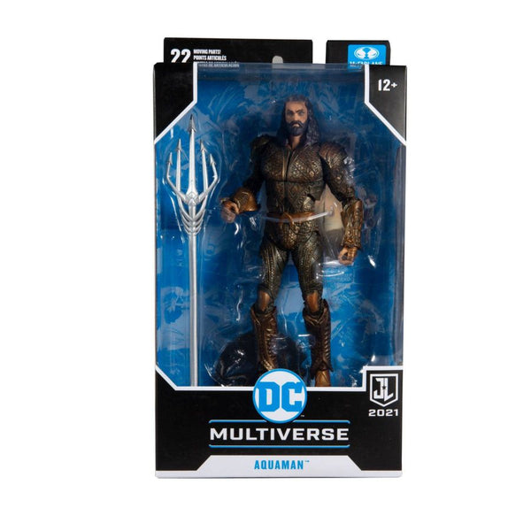 McFarlane Toys - Justice League: Aquaman