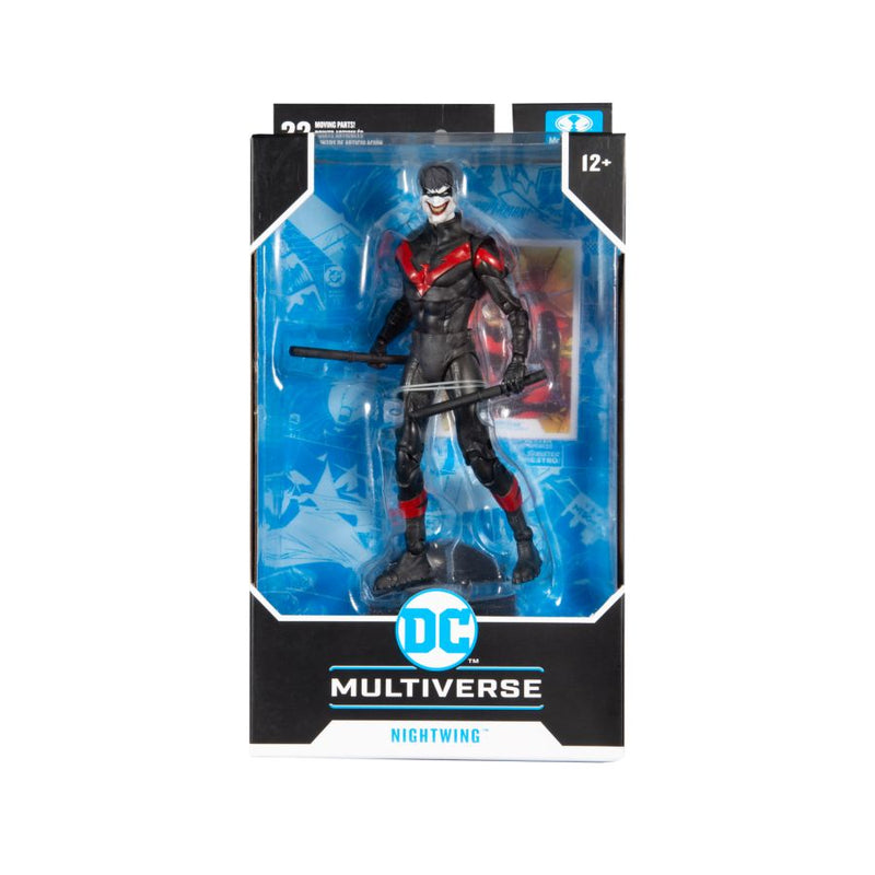 McFarlane Toys - Death of the Family: Nightwing Joker