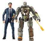 Marvel Legends - MCU 10th Anniversary - Tony Stark & Iron Man Mark I - TOYBOT IMPORTZ