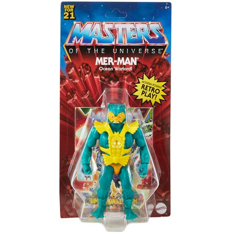 Masters of the Universe - Origins: Mer-Man