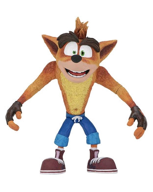 NECA - Crash Bandicoot Action Figure - TOYBOT IMPORTZ