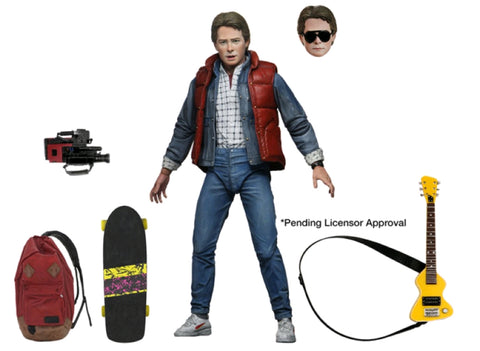 NECA - Back to the Future: Marty Ultimate 7""