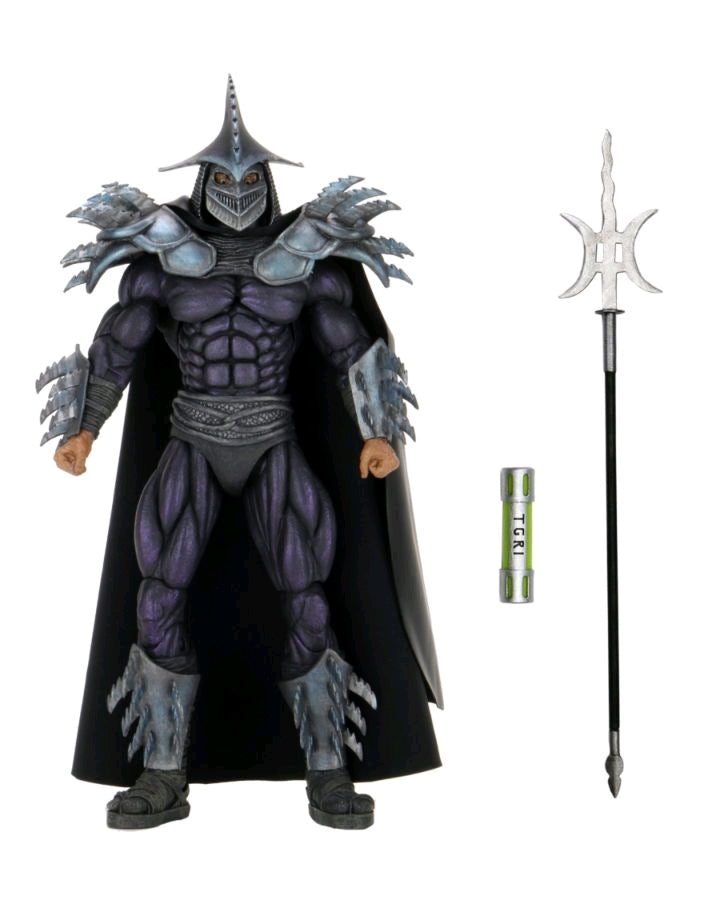 NECA - Teenage Mutant Ninja Turtles: Secret of the Ooze - Super Shredder Shadow Master