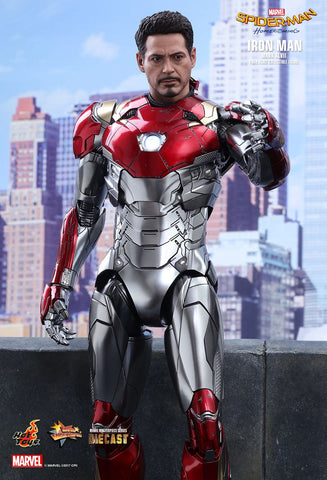 Hot Toys - Spider-Man: Homecoming - Iron Man Mark XLVII Hot Toys - TOYBOT IMPORTZ