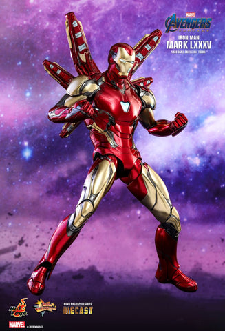 Hot Toys - Avengers: Endgame - Iron Man Mark LXXXV Hot Toys - TOYBOT IMPORTZ