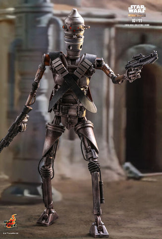 Hot Toys - Star Wars: The Mandalorian - IG-11 Hot Toys - TOYBOT IMPORTZ