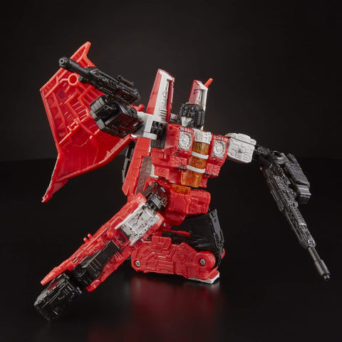 Transformers - Generations Selects - Red Wing [Exclusive] HASBRO - TOYBOT IMPORTZ