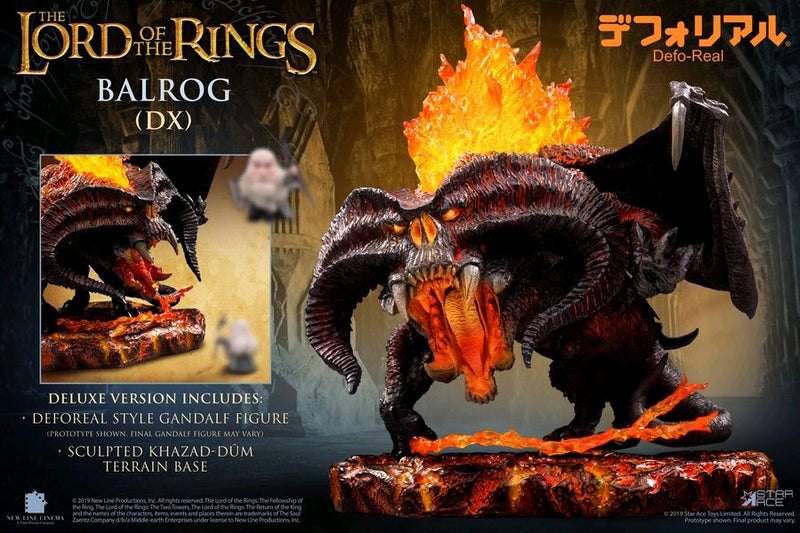 Star Ace Toys - The Lord Of The Rings: Balrog Deluxe
