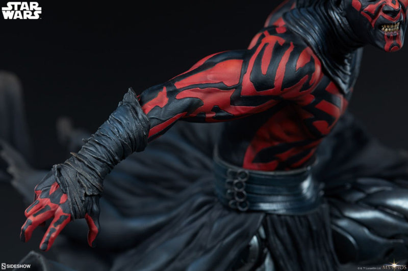 Sideshow Collectibles - Star Wars: Darth Maul Mythos Statue