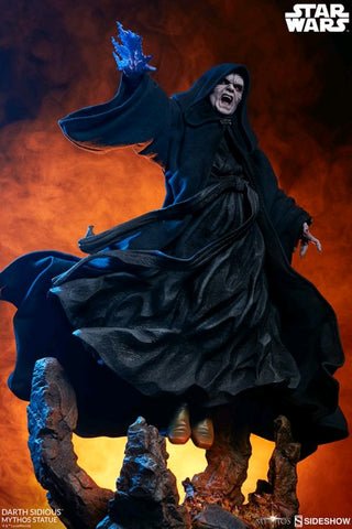 Sideshow Collectibles - Star Wars: Darth Sidious Mythos Statue Sideshow Collectibles - TOYBOT IMPORTZ