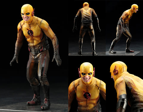 THE FLASH Reverse Flash ARTFX+ Statue