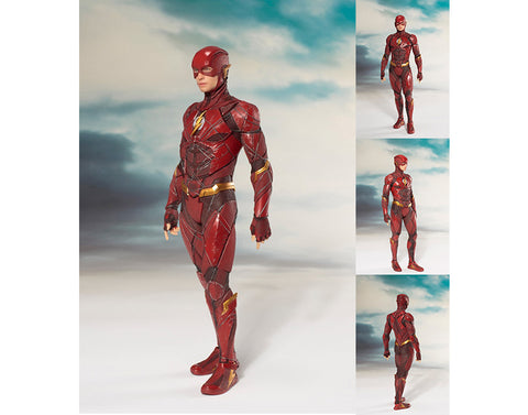 JUSTICE LEAGUE MOVIE The Flash ArtFX+ Statue Kotobukiya - TOYBOT IMPORTZ