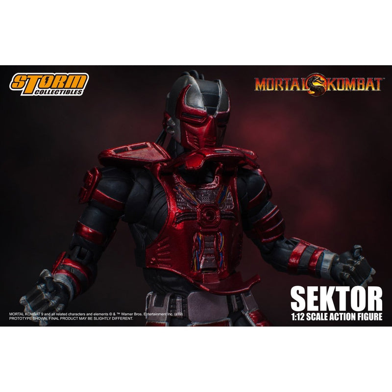 Storm Collectibles - Mortal Kombat: Sektor Storm Collectibles - TOYBOT IMPORTZ