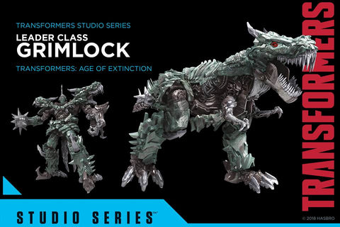 Studio Series - 07 - Grimlock Movie 4 - TOYBOT IMPORTZ