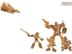 Takara Tomy Mall Exclusive - Golden Lagoon Starscream Takara Tomy - TOYBOT IMPORTZ