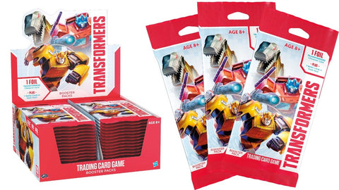 Transformers - Trading Card Game - Booster Box