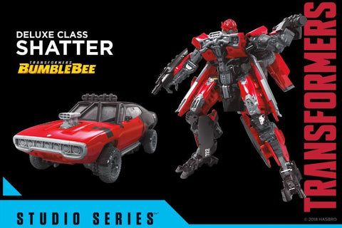 Transformers - Studio Series 40 Shatter HASBRO - TOYBOT IMPORTZ