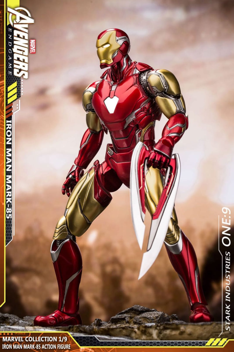 MIGu - Marvel Collection: Avengers Endgame Iron Man Mark-85