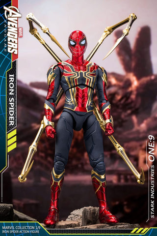 MIGu - Marvel Collection: Avengers Endgame Iron Spider