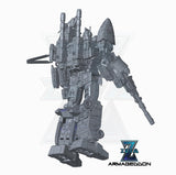 Zeta ZA-01 Take Off - TOYBOT IMPORTZ