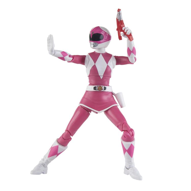 Power Rangers - Lightning Collection: MMPR Pink Ranger HASBRO - TOYBOT IMPORTZ