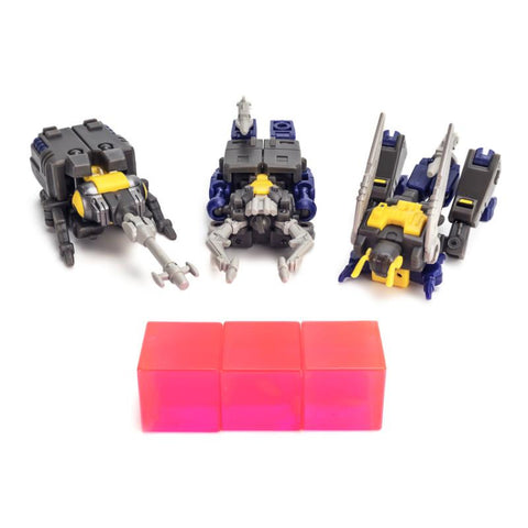 Newage - PSI Commando 3 Pack [Limited] Newage - TOYBOT IMPORTZ