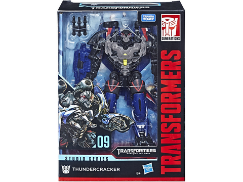 Transformers - Studio Series 09 Thundercracker HASBRO - TOYBOT IMPORTZ