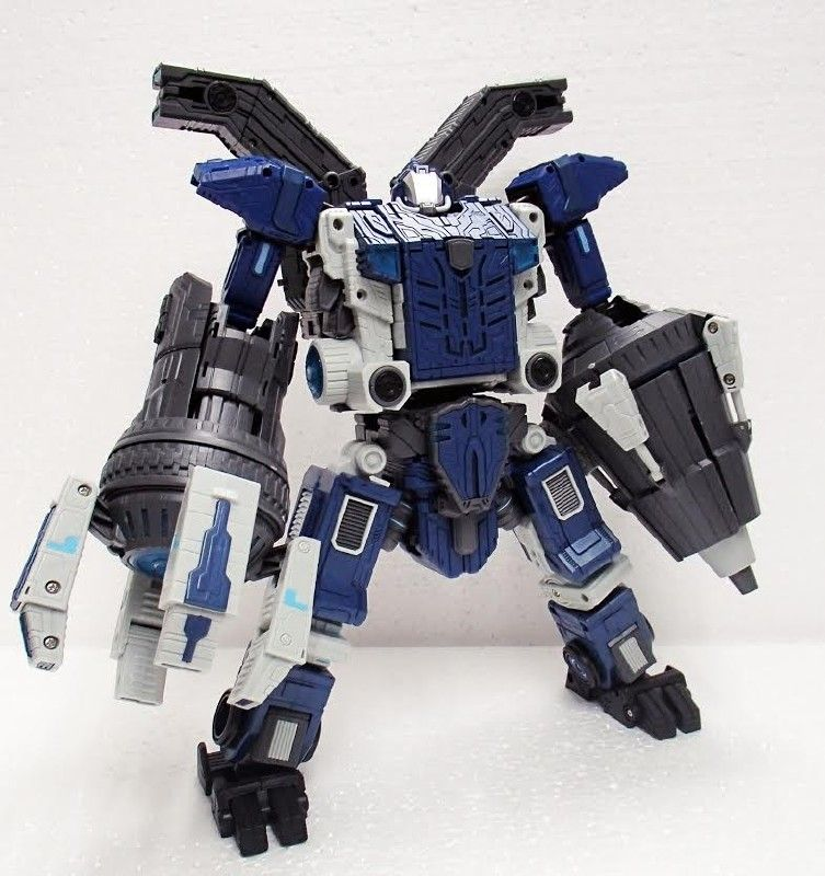 Planet X - PX-01B Gammadim Limited Edition Planet X - TOYBOT IMPORTZ