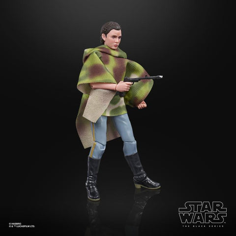 Star Wars - The Black Series: Princess Leia Organo [Return Of The Jedi]