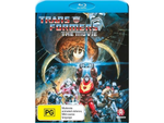 Transformers The Movie 1986 - (Blu-Ray Disc) Madman - TOYBOT IMPORTZ