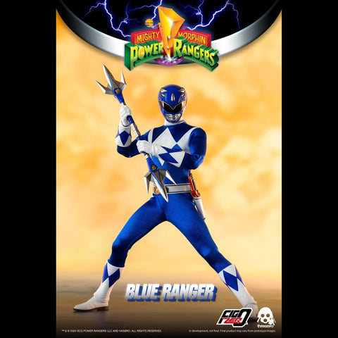 Mighty Morphin Power Rangers:  Blue Ranger 1/6 Scale Figure