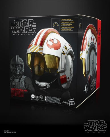 Star Wars - The Black Series Luke Skywalker X-Wing Pilot Helmet