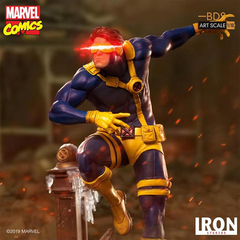Iron Studios - X-Men Cyclops 1:10 Scale Statue