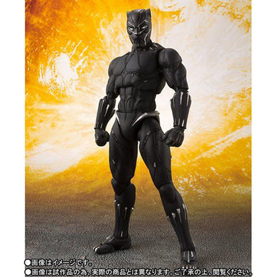 S.H.Figuarts - Avengers :  Infinity War - Black Panther *Preorder*