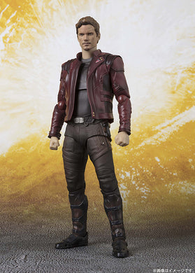 S.H.Figuarts - Avengers :  Infinity War - Star-Lord *Preorder*