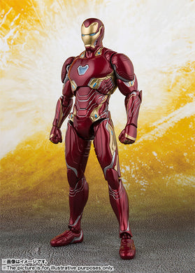 S.H.Figuarts - Avengers :  Infinity War - Iron Man Mark 50 *Preorder*