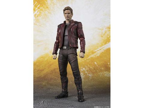 S.H.Figuarts - Avengers :  Infinity War - Star-Lord - TOYBOT IMPORTZ