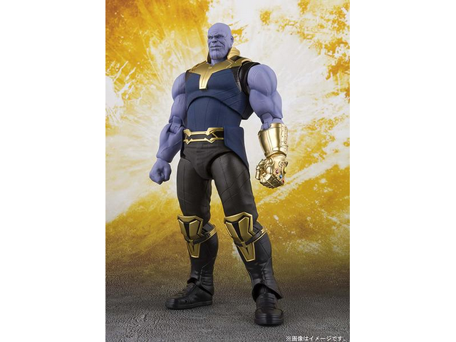 S.H.Figuarts - Avengers :  Infinity War - Thanos - TOYBOT IMPORTZ