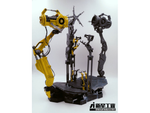 Shinsei Industries - Suit Up Gantry 1/6 Scale - TOYBOT IMPORTZ