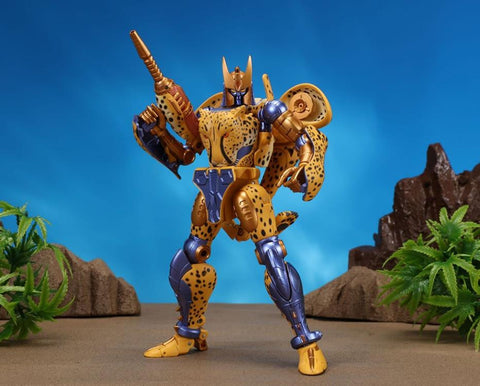 Transformers - Masterpiece MP-34 Cheetor [Restock]