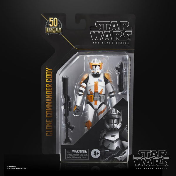 Star Wars - The Black Series Archive: Clone Commander Cody