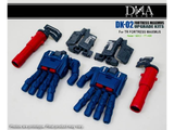 DNA Design - DK-02 - Fortress Maximus Add on kit - TOYBOT IMPORTZ