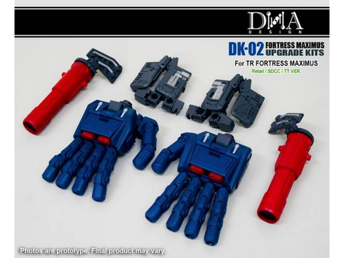 DNA Design - DK-02 - Fortress Maximus Add on kit