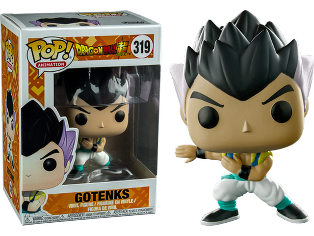 Pop! Vinyl - Dragon Ball Super - Gotenks US Exclusive - TOYBOT IMPORTZ