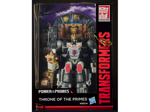 Takara Tomy - POTP - PP-43 Throne Of The Primes Takara Tomy - TOYBOT IMPORTZ